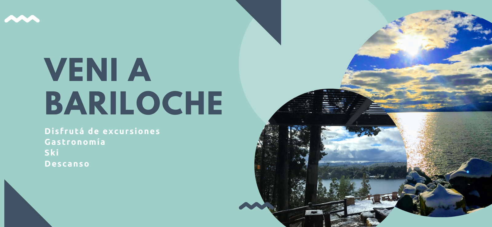 Veni a Bariloche